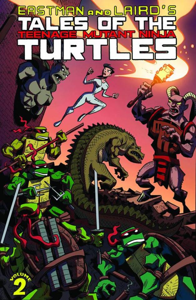 Tales of the Teenage Mutant Ninja Turtles Vol. 2