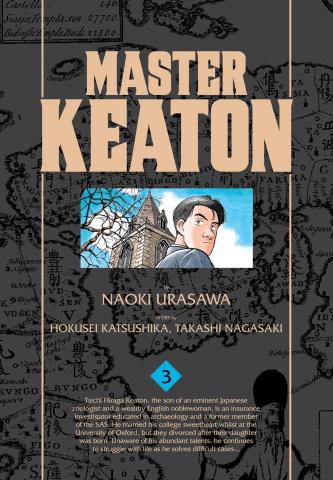 Master Keaton Vol. 3