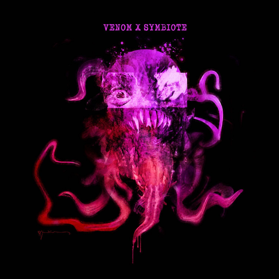 Venom #1 (Sienkiewicz Cover)