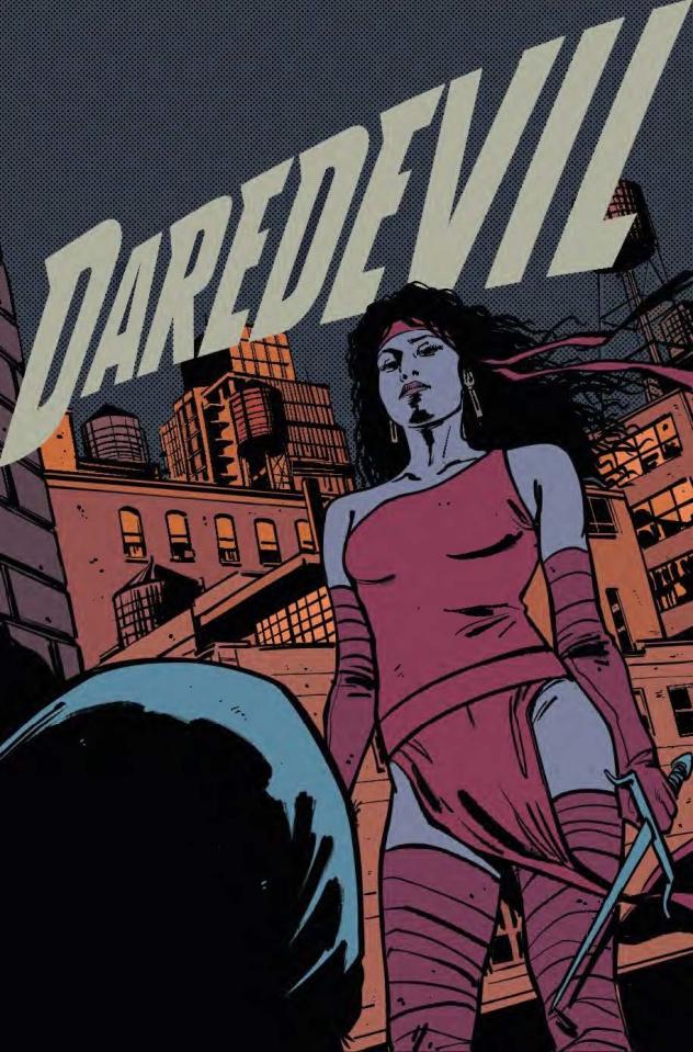 Daredevil #10 (Fornes 2nd Printing)
