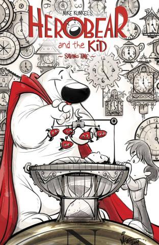 Herobear and The Kid: Saving Time #1