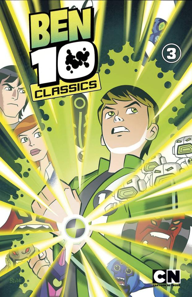 Ben 10 Classics Vol. 3