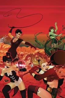 DC Comics Bombshells #17
