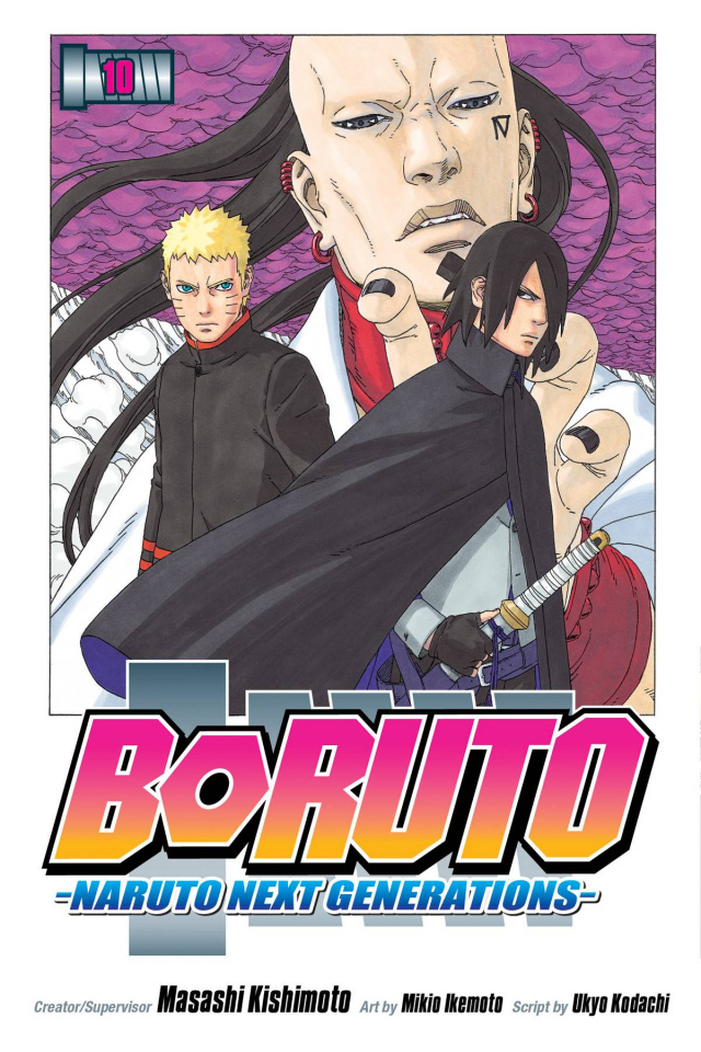 Boruto Vol. 10: Naruto Next Generations