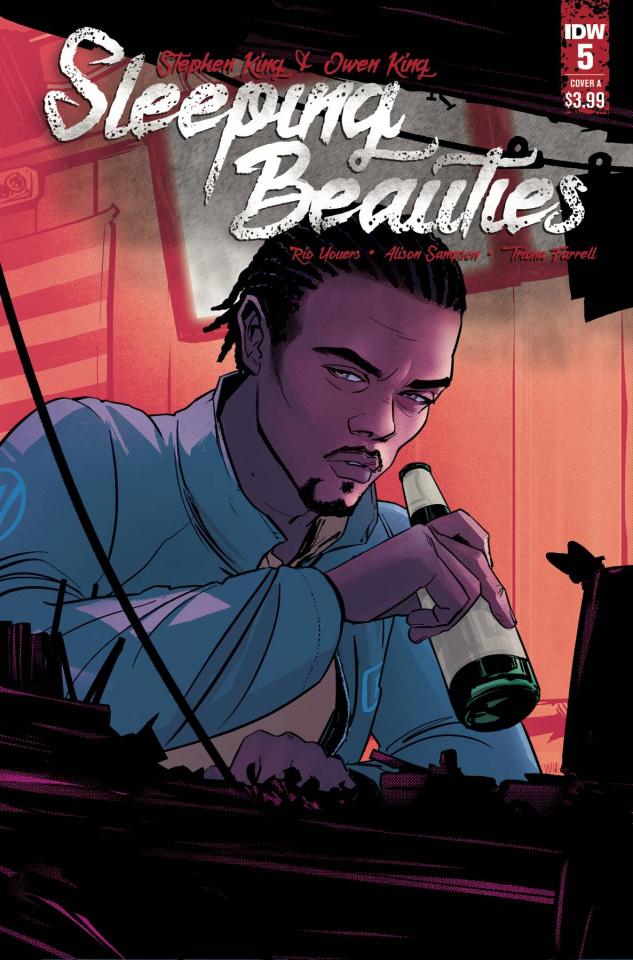 Sleeping Beauties #5 (Wu Cover)