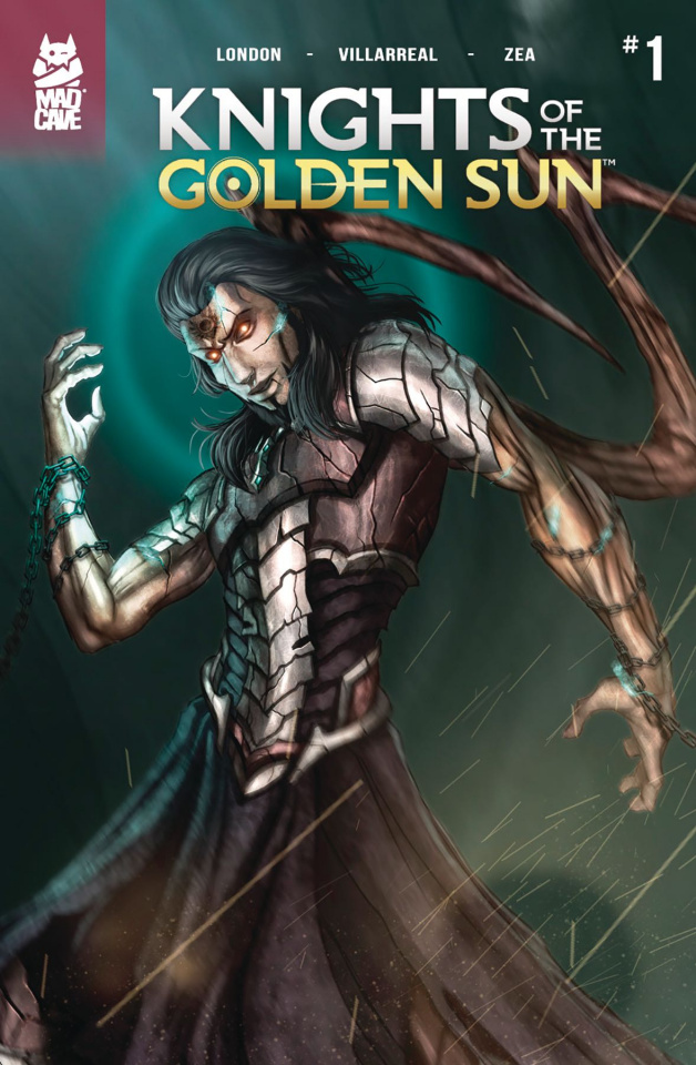 Knights of the Golden Sun #1 (2nd Printing)