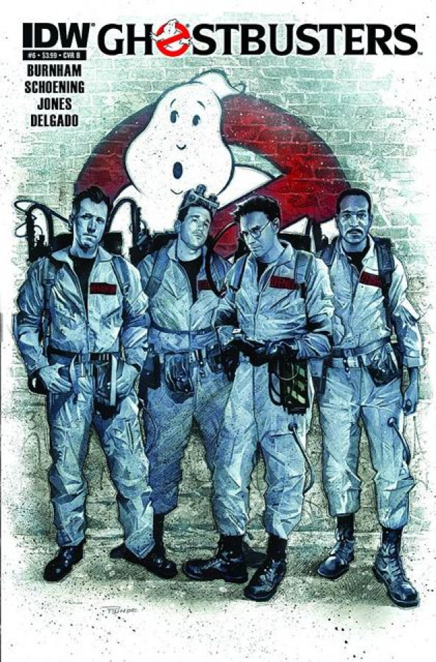 Ghostbusters #6
