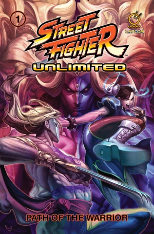 Street Fighter Unlimited Vol. 1