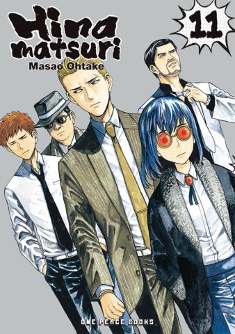 Hinamatsuri Vol. 11
