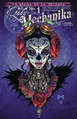 Lady Mechanika: La Dama De La Muerte #1 (10 Copy Cover)
