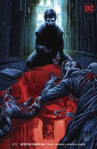 Detective Comics #994 (Variant Cover)
