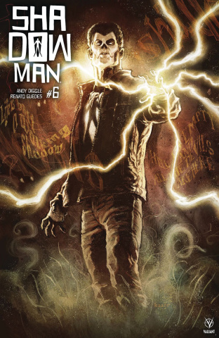 Shadowman #6 (50 Copy Icon Andrews Cover)