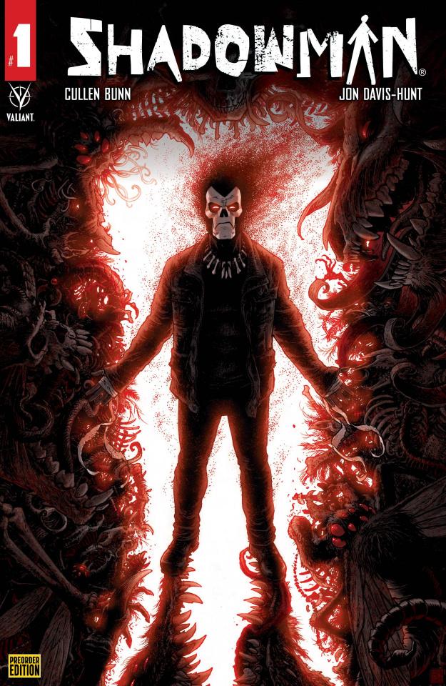 Shadowman #1 (#1-12 Pre-Order Bundle)