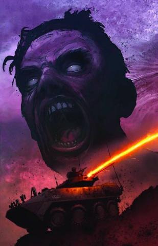 The Last Zombie #4