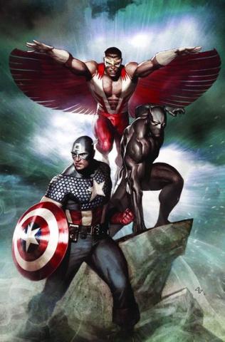 Captain America: Hail Hydra! #3