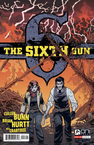 The Sixth Gun #47