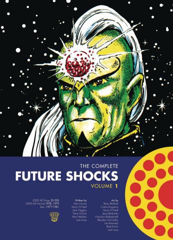 The Complete Future Shocks Vol. 1