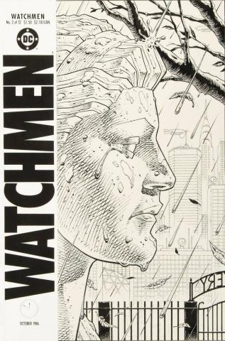 Watchmen Artifact Edition