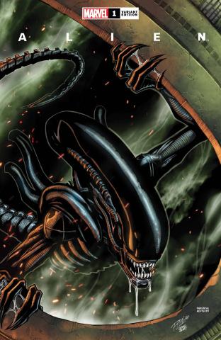 Alien #1 (Ron Lim Cover)