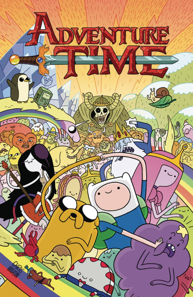 Adventure Time Comics Vol. 1