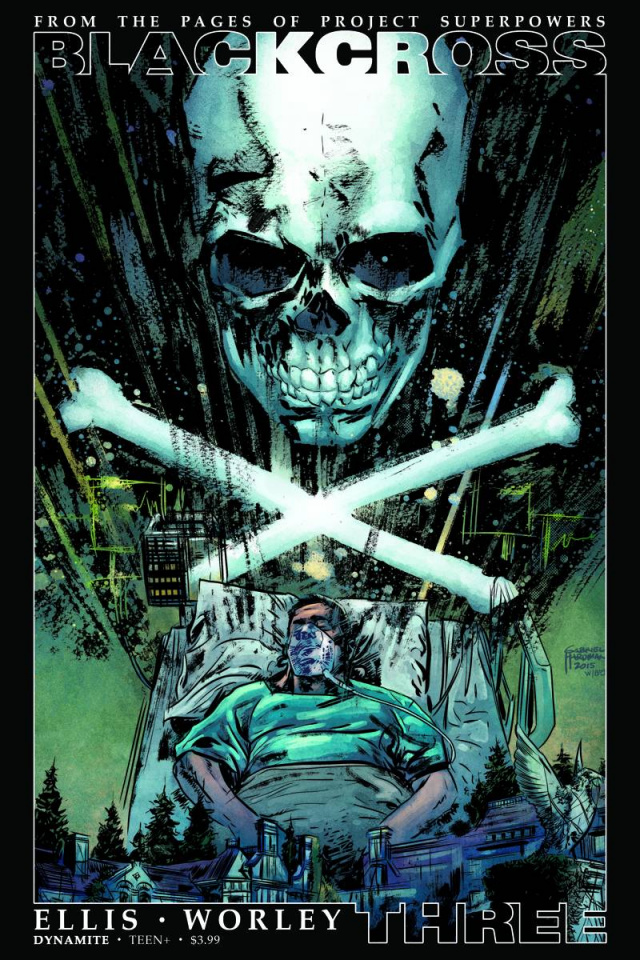 Blackcross #3 (Subscription Cover)