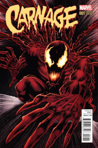 Carnage #1 (Perkins Cover)