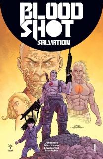 Bloodshot: Salvation #1 (Cover D)