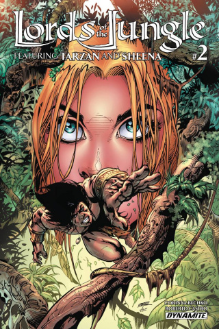 Lords of the Jungle #2 (Castro Cover)