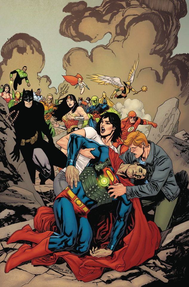 Superman: Leviathan Rising Special #1