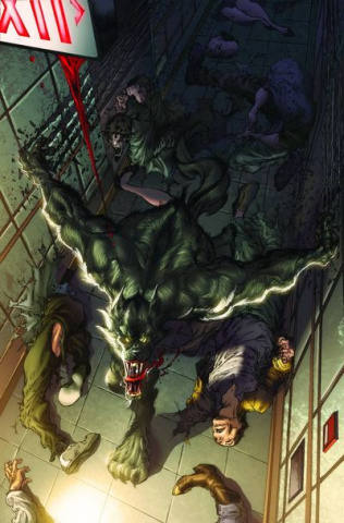 Grimm Fairy Tales: Myths & Legends #3 (Medina Cover)