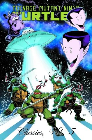 Teenage Mutant Ninja Turtles Classics Vol. 5