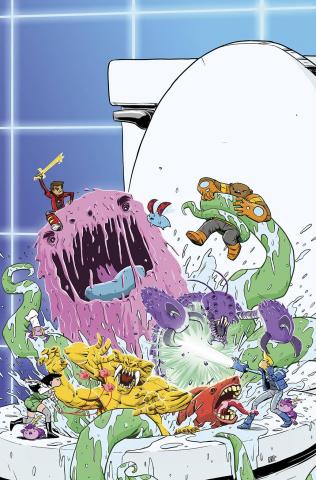 Bravest Warriors Tales: Holo John #1