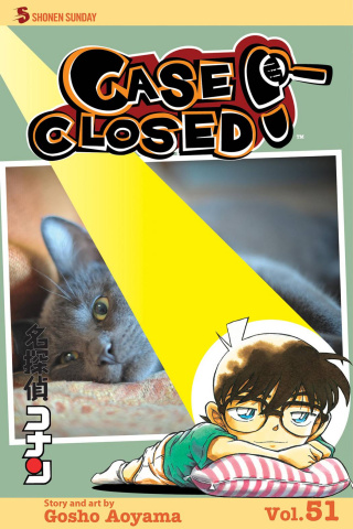 Case Closed Vol. 51