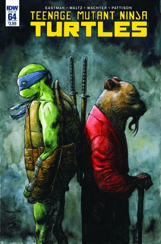 Teenage Mutant Ninja Turtles #64