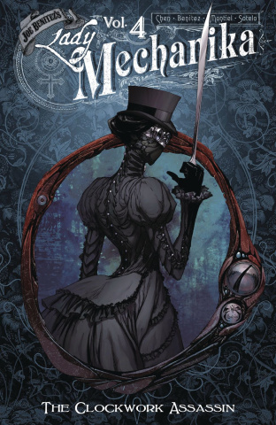 Lady Mechanika Vol. 5: The Clockwork Assassin