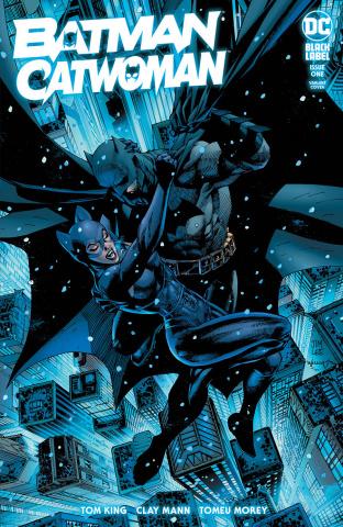 Batman / Catwoman #1 (Jim Lee & Scott Williams Cover)