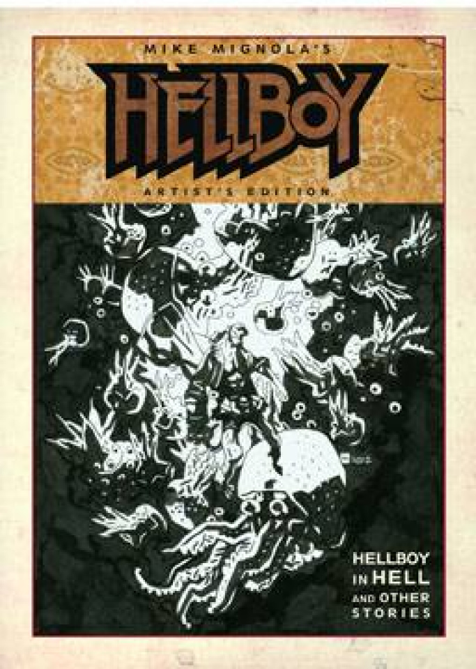 Mike Mignola's Hellboy Artist's Edition