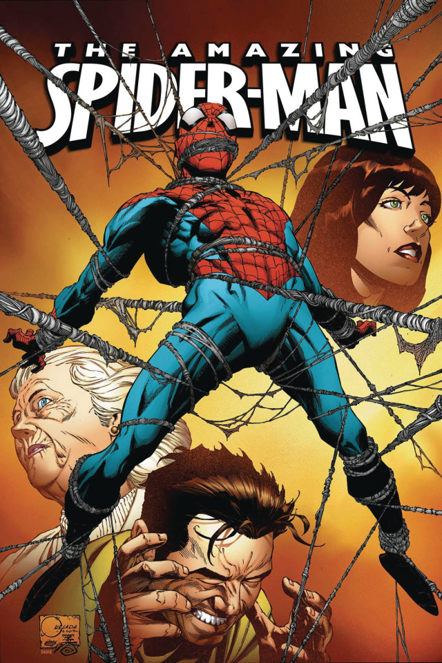The Amazing Spider-Man by Straczynski Vol. 2 (Quesada Cover)