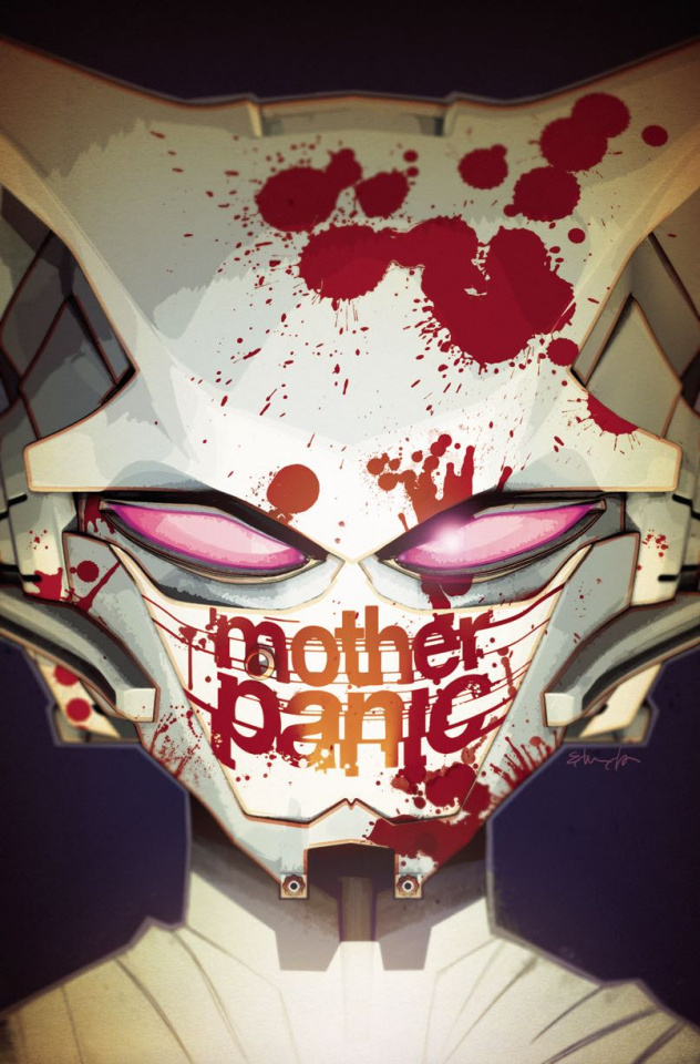 Mother Panic #7 (Variant Cover)
