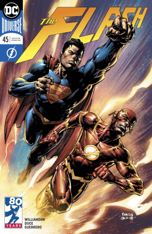The Flash #45 (Variant Cover)