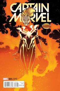 Captain Marvel #5 (AoA Cover)