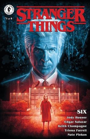 Stranger Things: Six #1 (Lambert Cover)