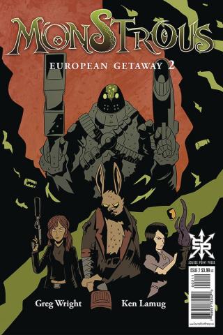 Monstrous: European Getaway #2