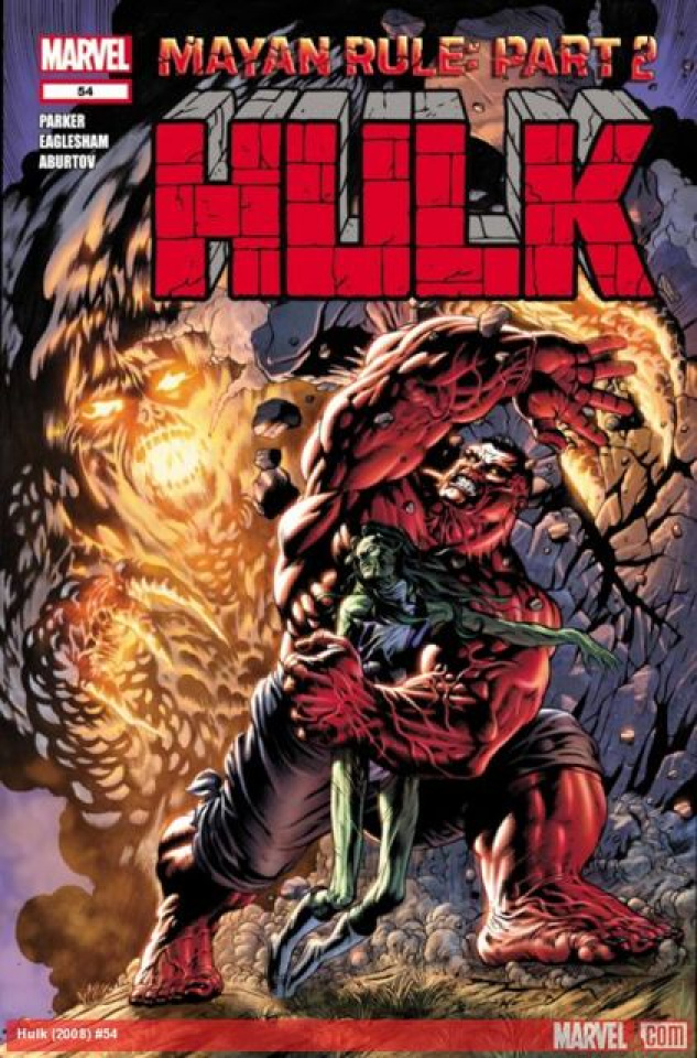 Hulk #54