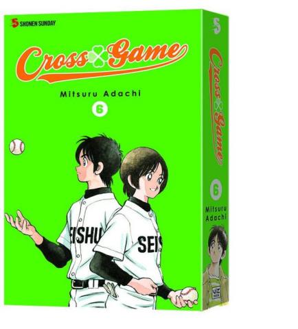 Cross Game Vol. 6