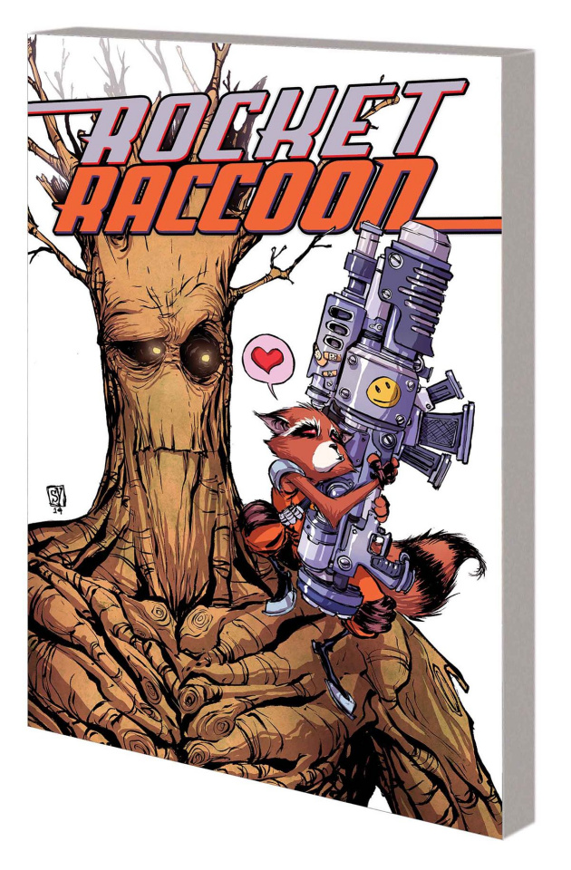 Rocket Raccoon and Groot Vol. 1: Bite And Bark