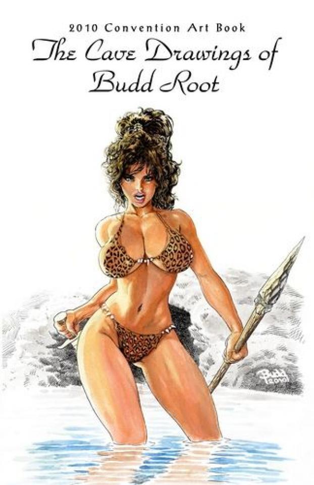Cavewoman 2010 Heroes Con Sketchbook
