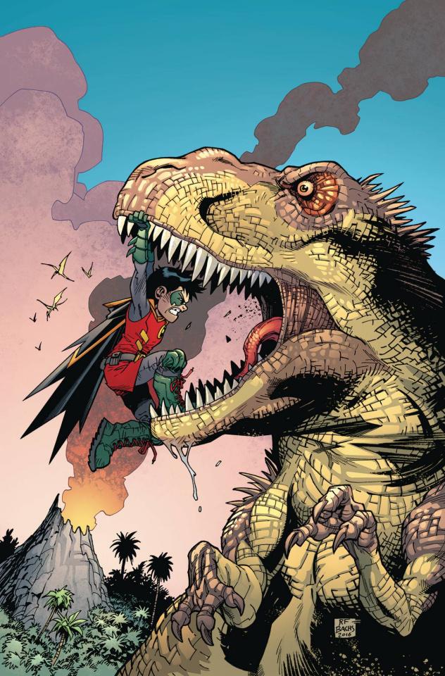 Robin: Son of Batman #12