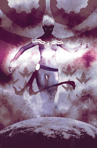 Secret Empire #8 (Sorrentino Hydra Heroes Cover)