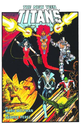 The New Teen Titans Omnibus Vol. 3